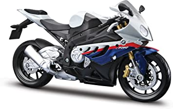 Maisto 1 12 Bmw S1000rr S 1000 Rr Motorradmodell Amazon De Spielzeug