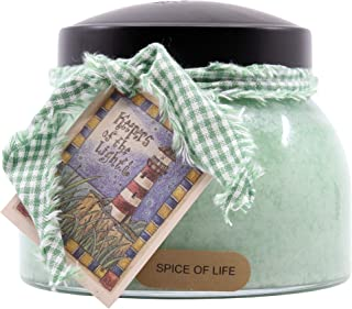 product image for A Cheerful Giver Spice of Life 22 oz Mama Jar Candle, Green