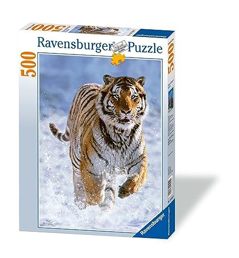 Geduldspiel Jaguar Nachwuchs Puzzle 500 Teile Spiel Deutsch 2014 Puzzles & Geduldspiele
