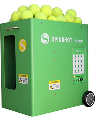 Spinshot-Player Tennis Ball Machine with Phone Remote Supported 88471c6d63