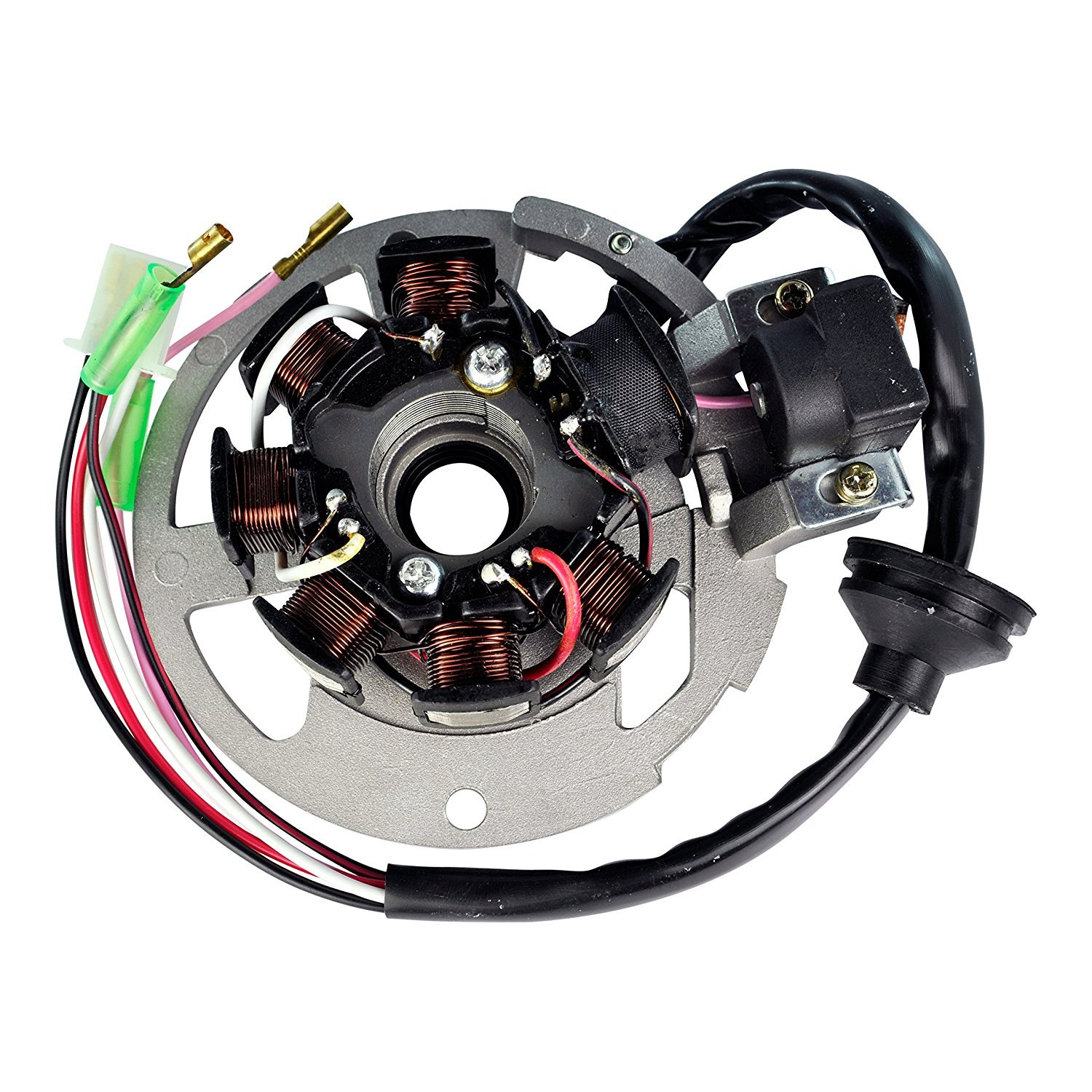 Lumix GC Stator Magneto Alternator For DINLI 50CC 90CC 110CC Dino Helix Diamond Back Atv Quad