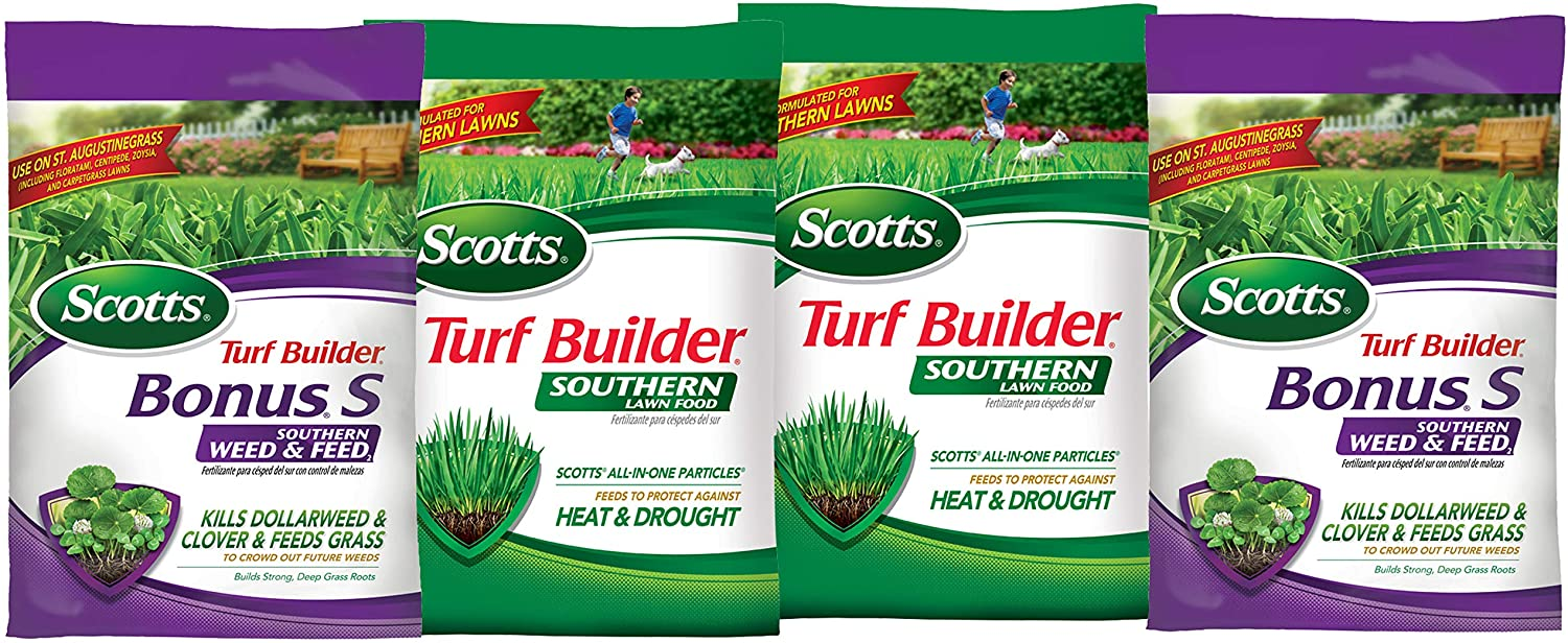 Scotts Lawn Care Plan Southern (Small Yard)