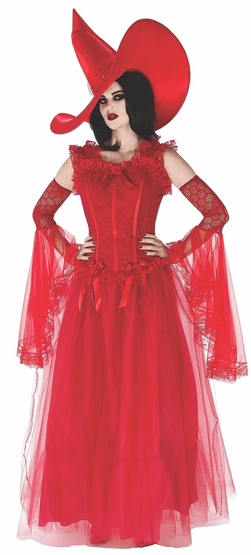 Amazon.com: Rubie s Devilish guantes mujer, color rojo ...
