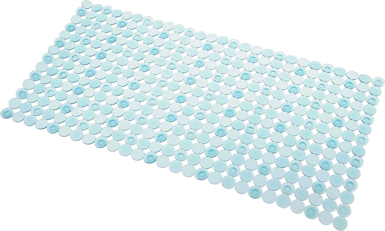 Bathtub Clear iDesign Orbz Non-Slip Suction Bath Mat for Shower
