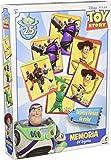 Novelty Juego de Mesa Memoria Grande Toy Story, 64 Tarjetas