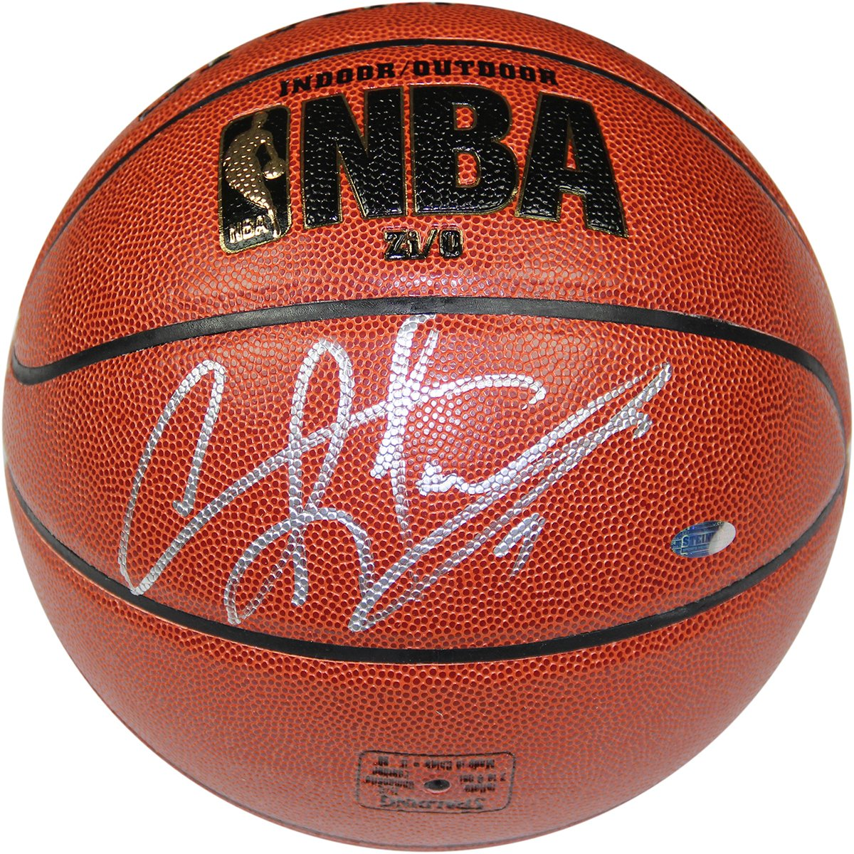 Steiner Sports NBA Chicago Bulls Dennis Rodman Signed I/O Basketball RODMBKS000004