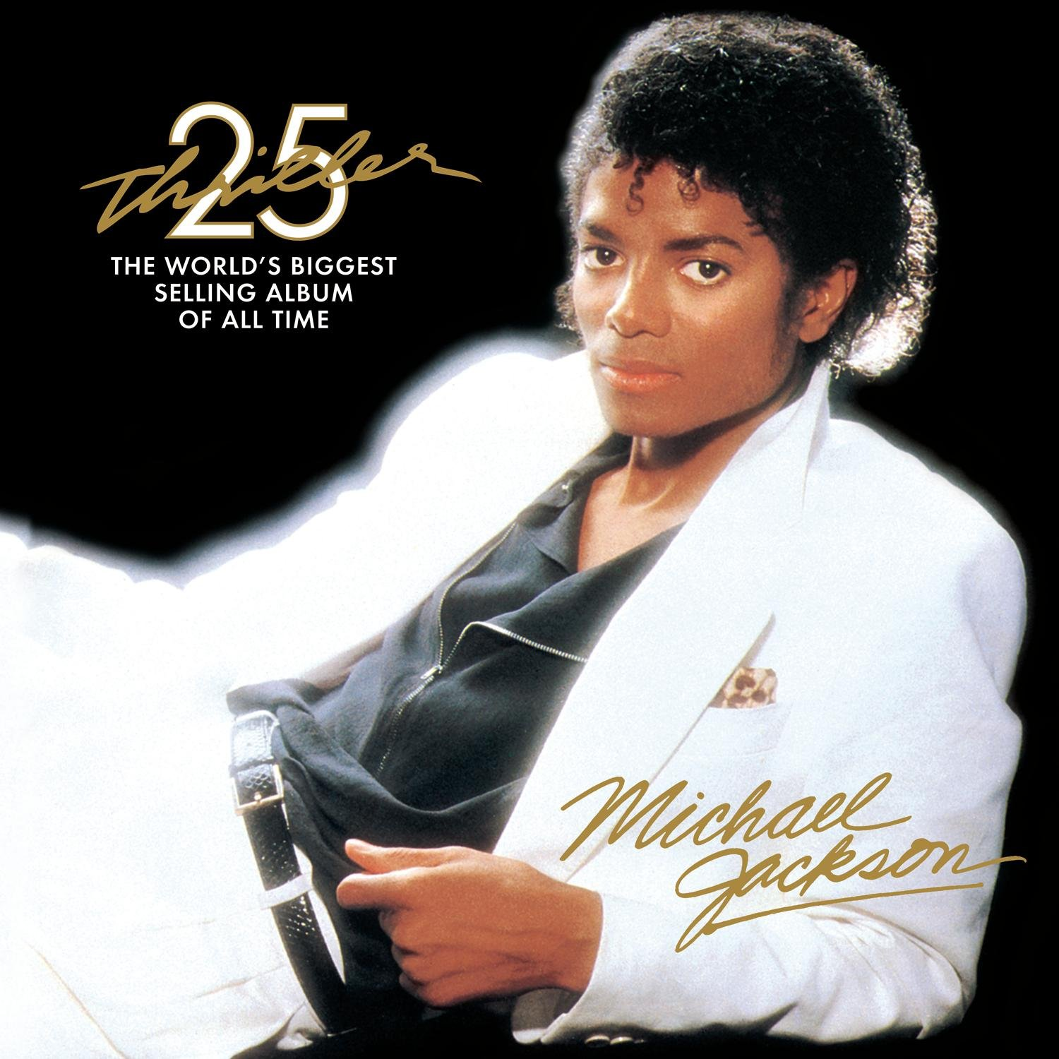 Thriller 25 by Legacy
