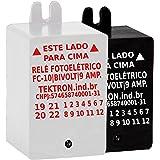 Relé Fotoelétrico FC-10 Preto (EXTERNO)