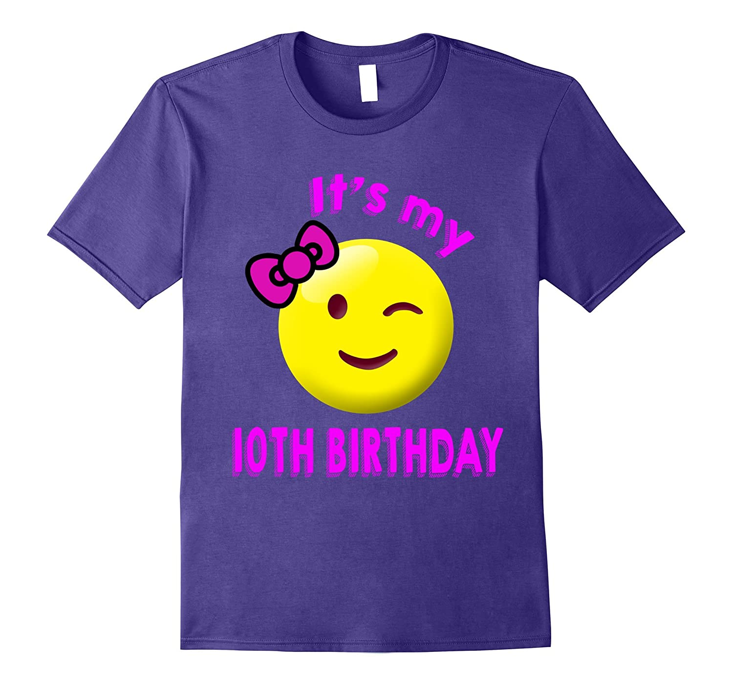 10th birthday emoji It's my 10th birthday-Rose