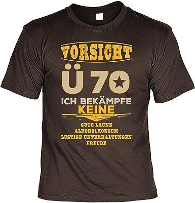 70 Jahre Geburtstagsgeschenk Fur Opa T Shirt Geschenke Idee Zum 70
