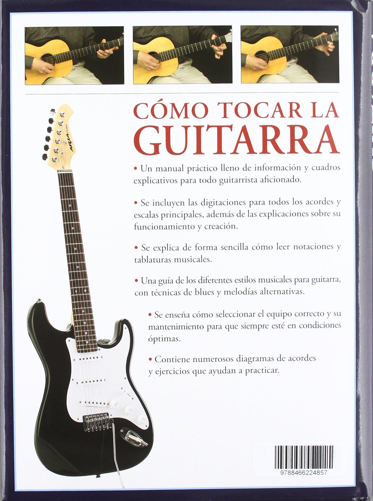 Como tocar la guitarra / How to Play the Guitar: Una guia didactica ...