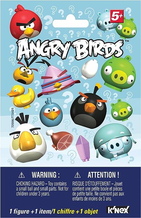 Knex - Juego de Misterio Angry Birds (72598) (versión en inglés ...