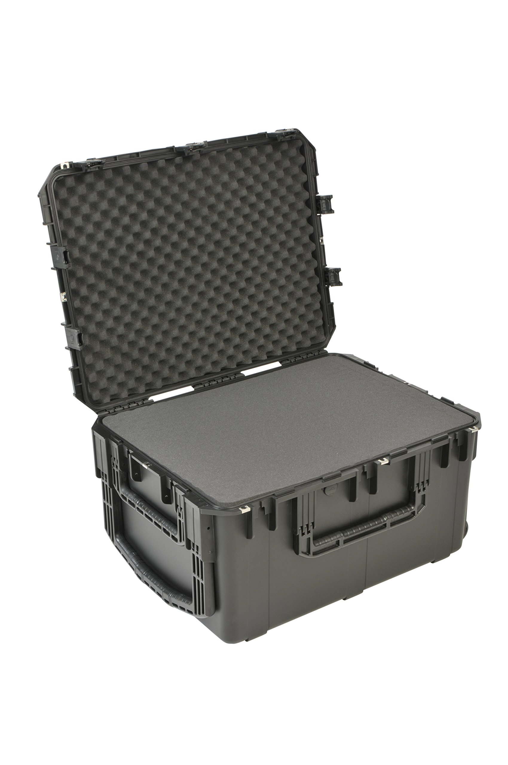 SKB 3i-2922-16BC iSeries Waterproof Case - 29'' x 22'' x 16'' with wheels Cubed Foam