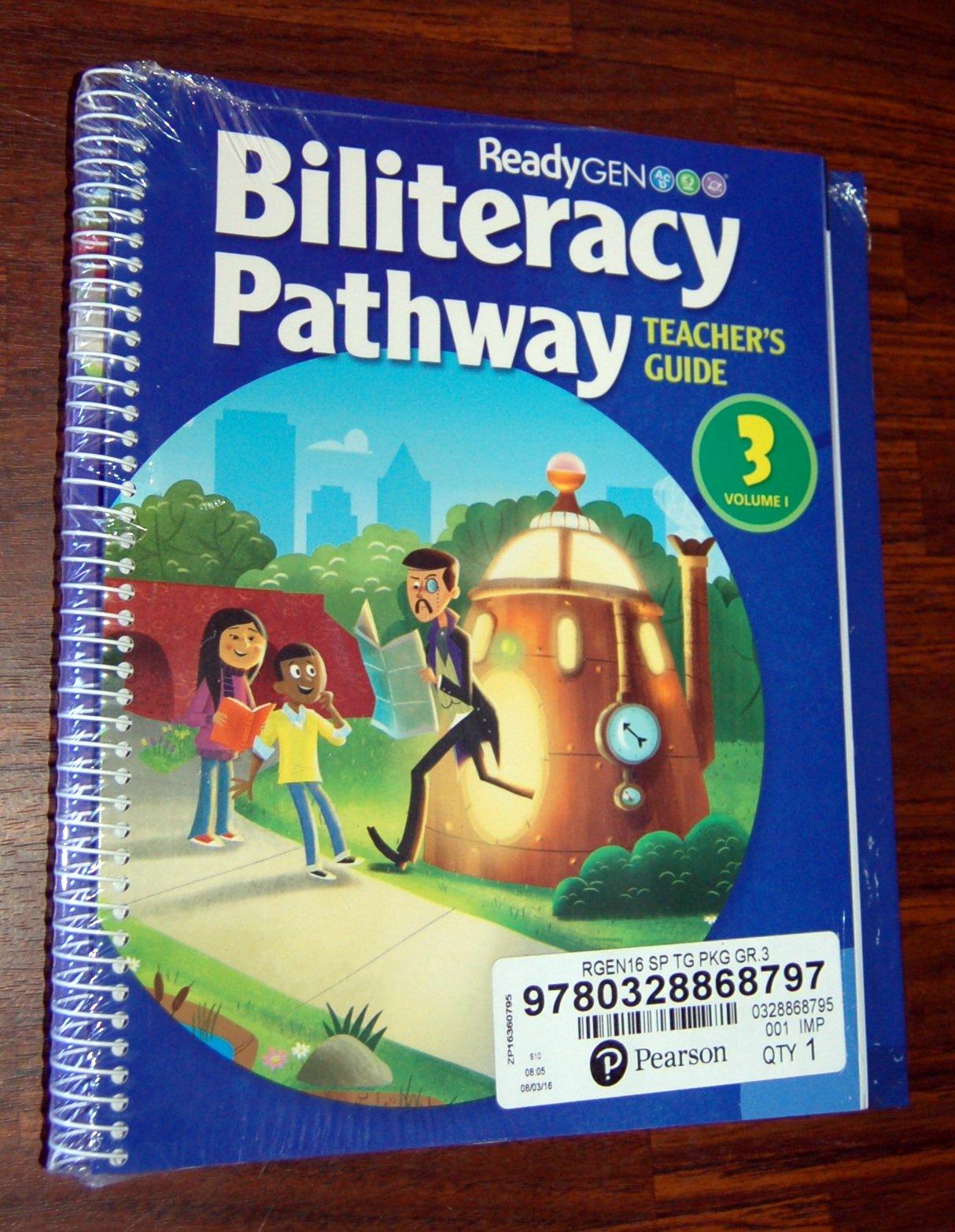 ReadyGEN Biliteracy Teacher's Guide Package Grade 3: Pearson Education:  9780328868797: Amazon.com: Books