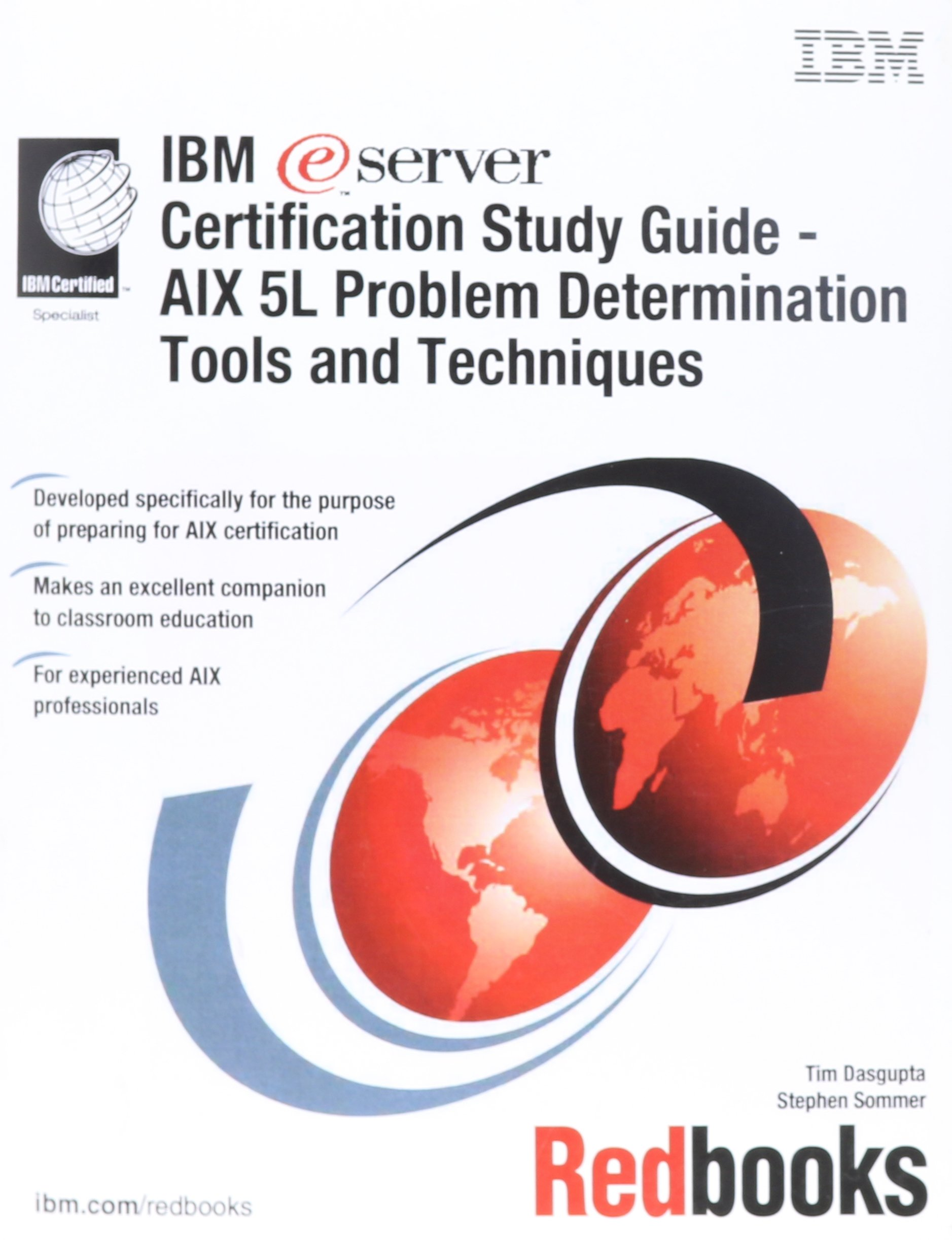 Ibm Certification Study Guide Aix 5l Problem Determination Tools