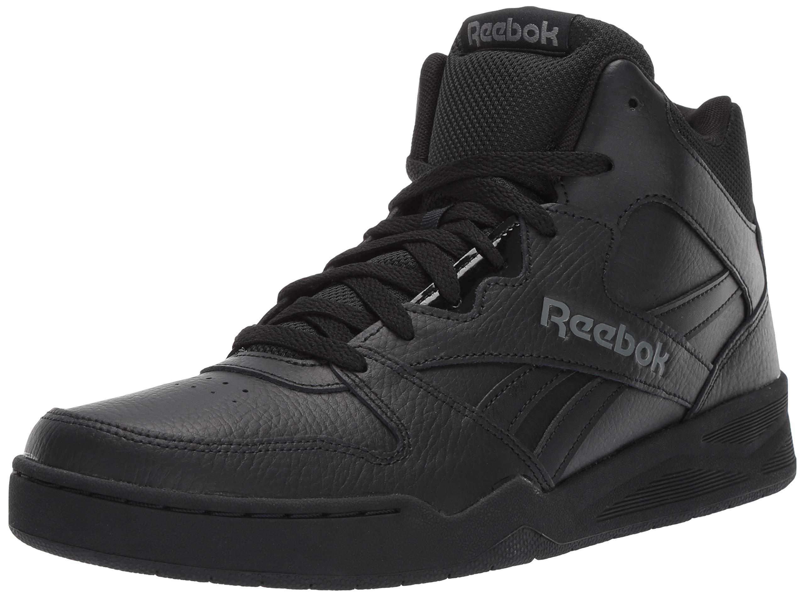 Reebok Men's Royal BB4500H2 XW Walking Shoe, Black/Alloy, 10.5 M US by Reebok