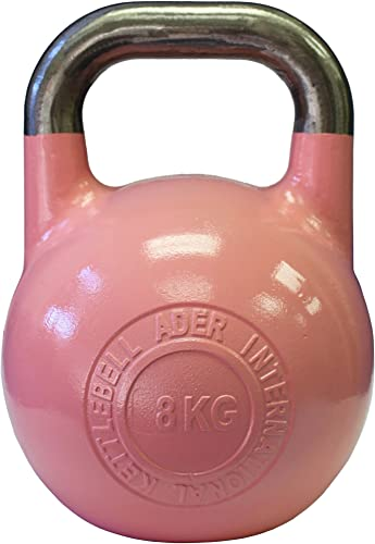 Ader Pro-Grade International Kettlebell- 8 Kg
