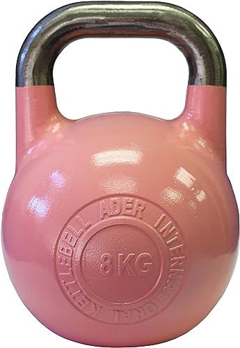 Ader Pro-Grade International Kettlebell