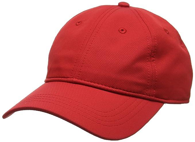 Lacoste Casquette de Baseball Homme  Amazon.fr  Vêtements et accessoires a1d2eb944f9