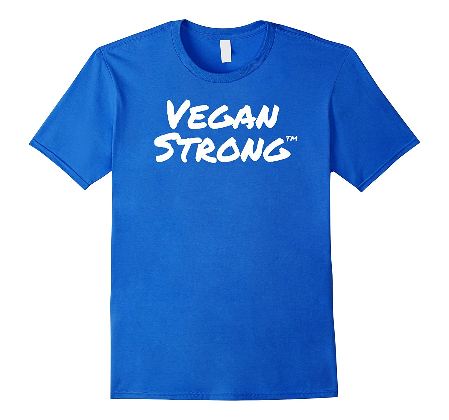 Official Vegan StrongTM T-Shirt for Men Women  Youth