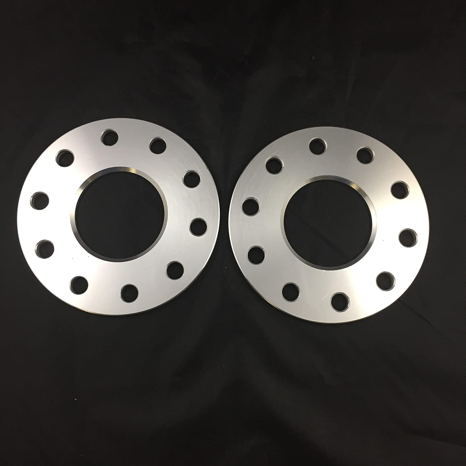2 Pieces 0.47 12mm Hub Centric Wheel Spacers Adapters Bolt Pattern 5x5.5 5x139.7 Center Bore 77.8mm For Ram 1500 2012 Newer