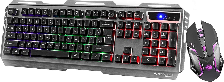 Zebronics Keyboard & Mouse
