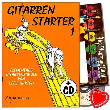 Guitarra Starter 1 - Guitarra Escuela para principiantes de Cees ...
