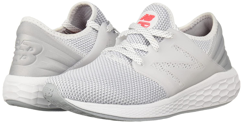 New Shoe Balance Women's Fresh Foam Cruz V1 Mesh Running Shoe New B01LZ97GHD 10 B(M) US|White/White 576d11
