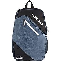 HEAD Core - Mochila de Tenis, Bolsa de Transporte para 2 Raquetas, con Correas Acolchadas para el Hombro