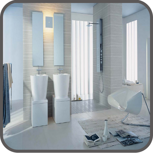 Bathroom design tips appstore for android for Design my bathroom app