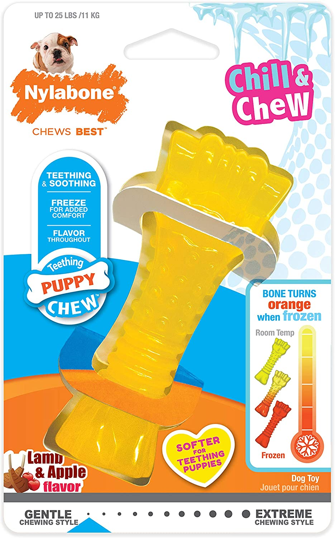 Nylabone Puppy Starter Chew Toys