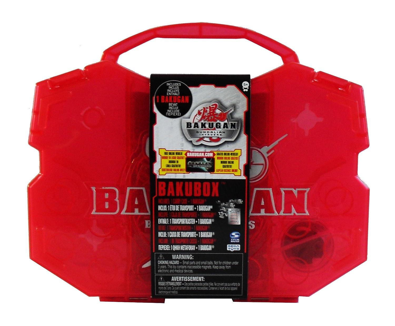 Spin Master Bakugan Bakubox rot