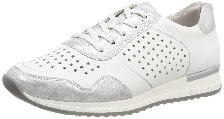 Remonte R7011, Zapatillas para Mujer 45 EU Blanco (Ice/Reinweiss)