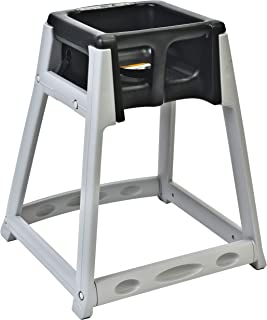 """product image for Koala Kare KB877-02 Kid Sitter, 23"""" Height, 23"""" Width, 30"""" Length, Grey Legs with Black Seat"""