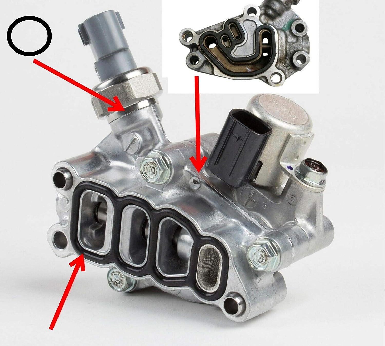 V6 3.5L Engine K-motor performance VTEC Solenoid Gasket Spool ...