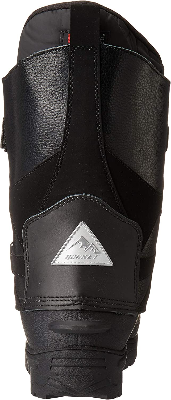 HJC Standard Mens Snow Boots Black, Size 6