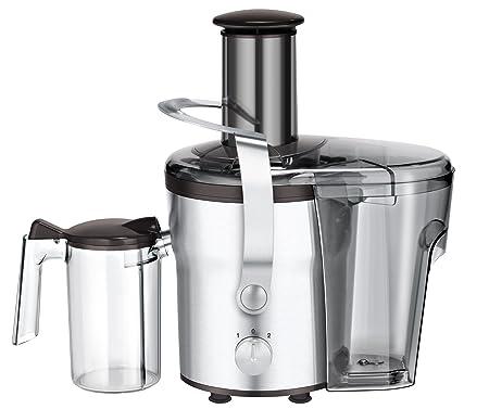 AEG SF 2000 - Licuadora con jarra para zumo y compartimento para ...