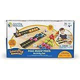 Learning Resources Kit D'activités Mathématiques Mini Circuit De -