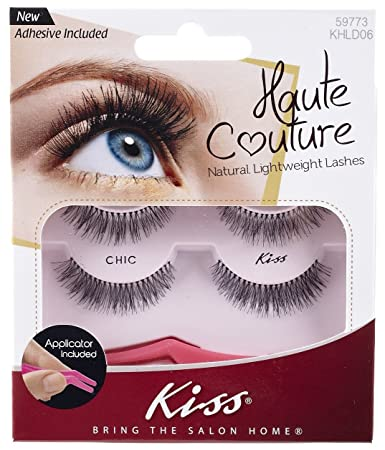 ba322c3d747 Image Unavailable. Image not available for. Color: Haute Couture Kiss Duo  Pack Lashes ...
