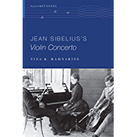 Jean Sibelius's Violin Concerto (The Oxford Keynotes Series)
