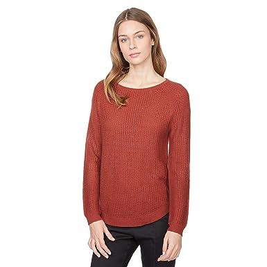 c4a38d68cc32 MONOPRIX FEMME - Pull ajouré contenant de la laine - Femme - Taille   36 -