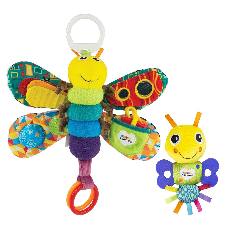 Lamaze - Freddie The Firefly Gift Set TOMZ3 L27875