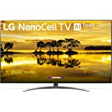 "LG 65SM9000PUA Nano 9 Series 65"" 4K Ultra HD Smart LED NanoCell TV (2019), Black"