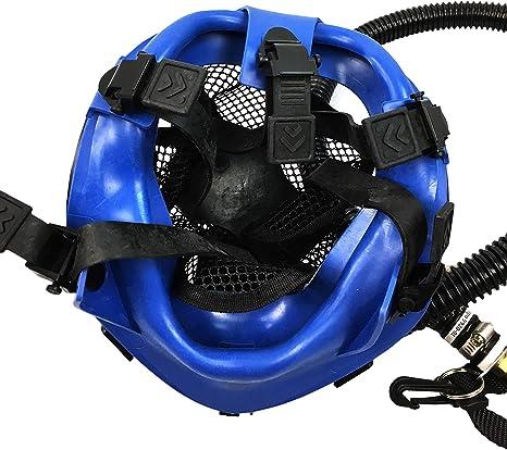 LP Supplied Respirator Mask,Universal ALLEGRO 9901