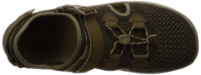 Teva - Men's Terra-Float Travel Knit - Black/Grey - 7 B0721XQQ3N 11 W US|Dark Olive