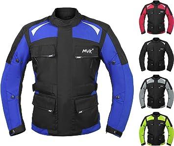 RXL Motorbike Motorcycle Jacket Coat Mens Waterproof Cordura Fabric CE Armoured Riders Jacket