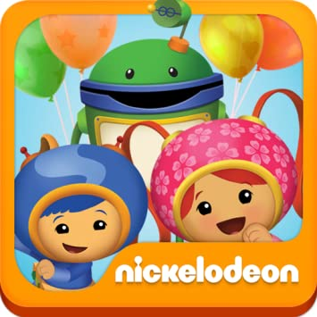 amazon com team umizoomi carnival kindle tablet edition appstore