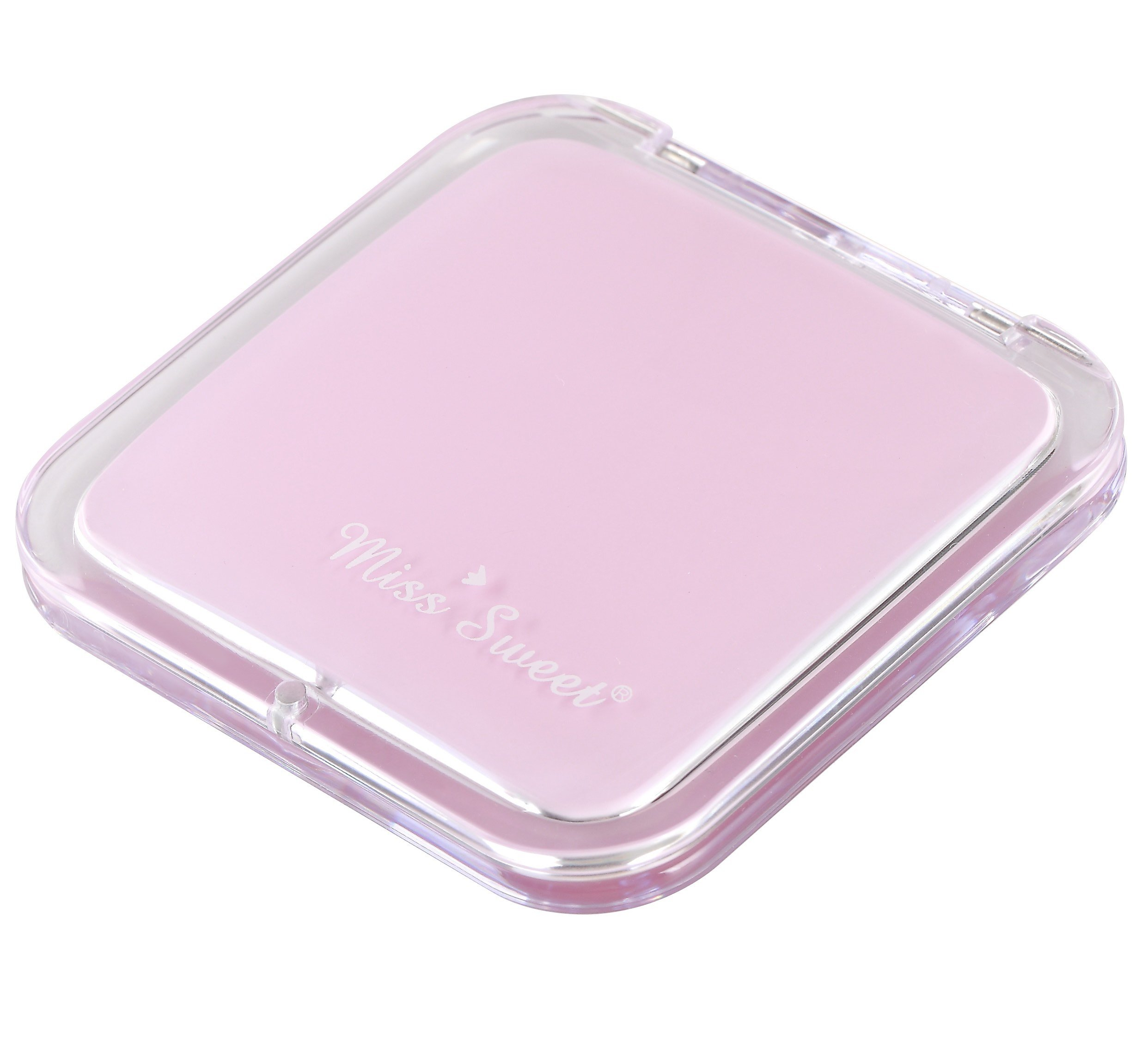 Amazon Com Miss Sweet Compact Mirror For Purse Pocket