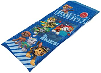 Playhut - Nickelodeon Paw Patrol Air Comfy Inflatable Slumber Bed Saco de dormir (74620NK)