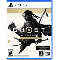 Ghost of Tsushima Director's Cut – PlayStation 5 - Director's Cut Edition